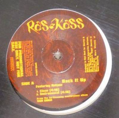 Ras Kass - Back It Up