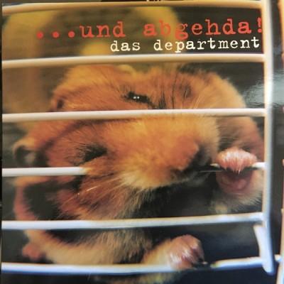 Das Department - ... Und Abgehda!