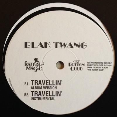 Blak Twang - Travellin'