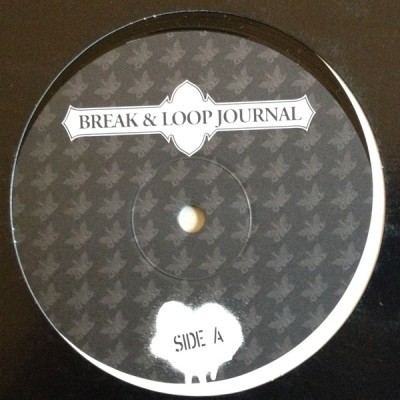 DJ Crates - Break & Loop Journal