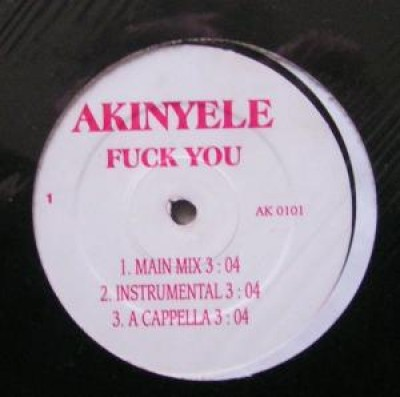 Akinyele - Fuck You / Crowd Participation