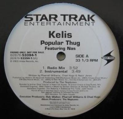Kelis Featuring Nas - Popular Thug