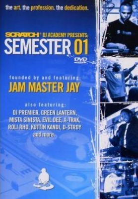 V.A. - Scratch DJ Academy presents Semester 01