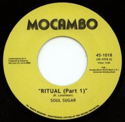 Soul Sugar - Ritual