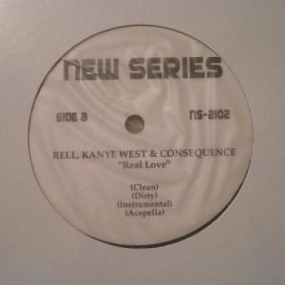 Rell, Kanye West & Consequence - Real Love / Lil Kim & Rah Digga