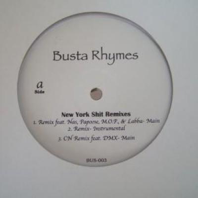 Busta Rhymes - New York Shit Remixes