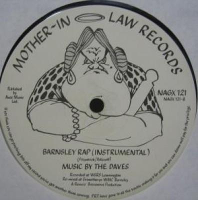 Barnsley Bill - Barnsley Rap