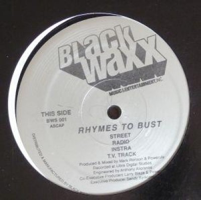 Powerule - Rhymes To Bust / It's Your Right