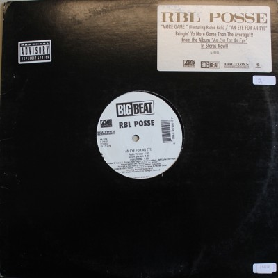 RBL Posse - More Game / An Eye For An Eye