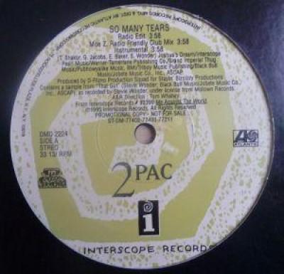 2Pac - So Many Tears