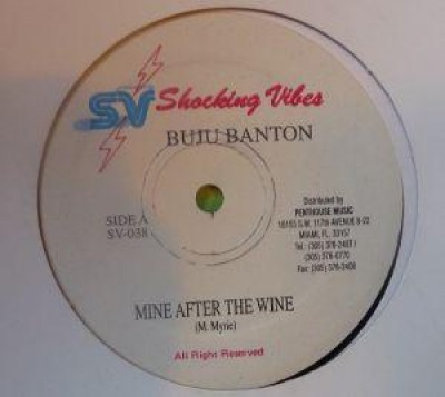 Buju Banton - Mine After The Wine