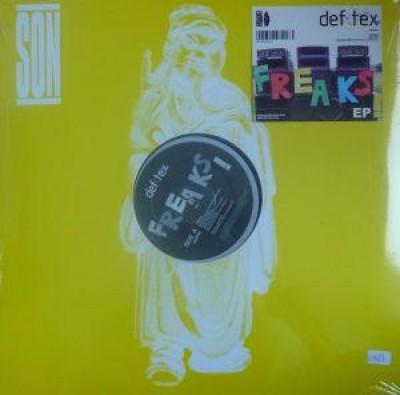 Def Tex - Freaks EP