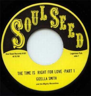 Gizelle Smith - The Time Is Right For Love