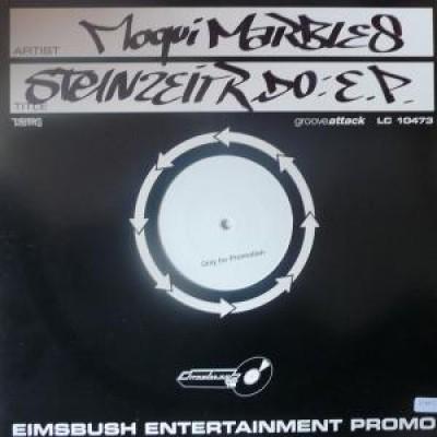 Moqui Marbles - Steinzeit-Revival EP
