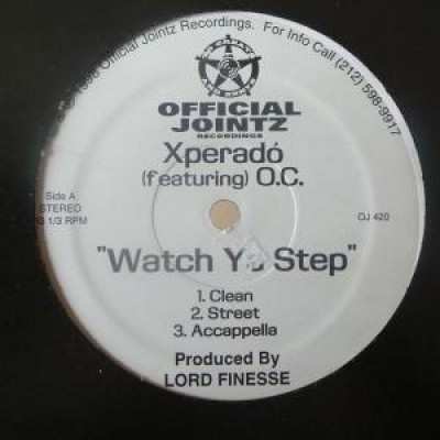 Xperadó - Watch Ya Step / Animosity