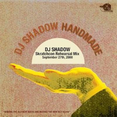 DJ Shadow - Skratchcon Rehearsal Mix (September 27th, 2000)