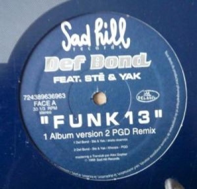Def Bond - Funk 13