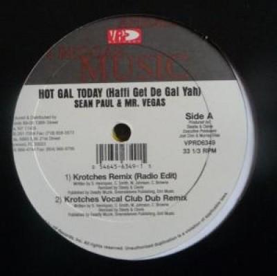 Sean Paul - Hot Gal Today