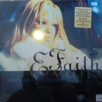 Faith Evans - Soon As I Get Home
