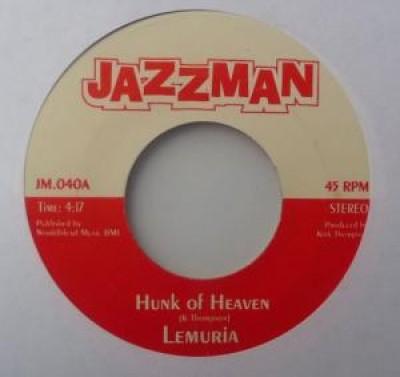 Lemuria - Hunk Of Heaven / Pretty Bird