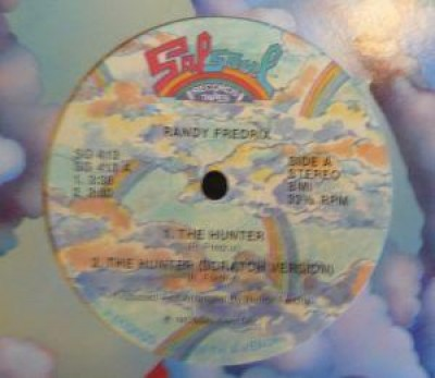 Randy Fredrix - The Hunter