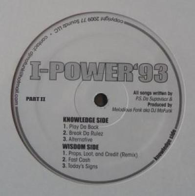 I-Power - I-Power '93