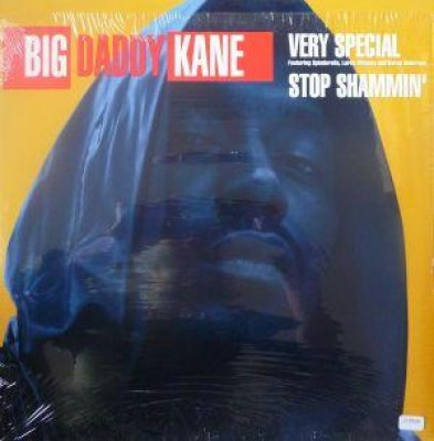 Big Daddy Kane - Very Special / Stop Shammin'