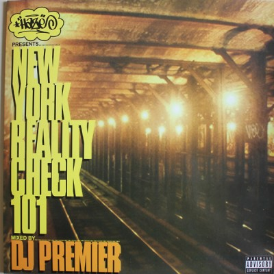 DJ Premier - Haze Presents: New York Reality Check 101