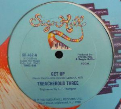Treacherous Three - Get Up