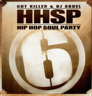 Cut Killer - Hip Hop Soul Party 6