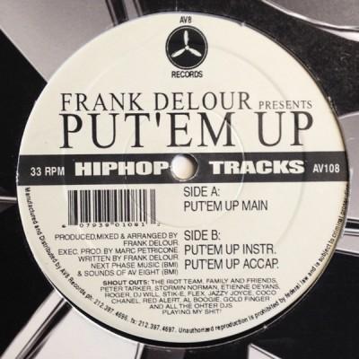 Frank Delour - Put'Em Up