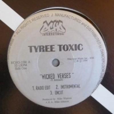 Tyree Toxic - Wicked Verses