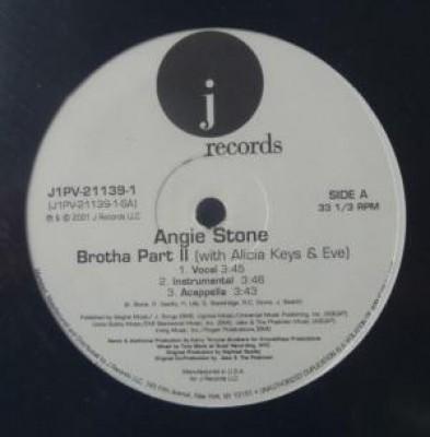 Angie Stone - Brotha Part II