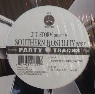 T-Storm - Southern Hostility (NYGA)