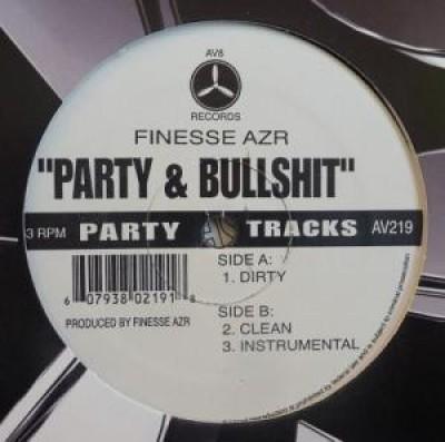 Finesse AZR - Party & Bullshit