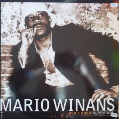 Mario Winans - Don't Know (W/ Remixes)
