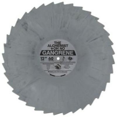 Gangrene - Sawblade EP
