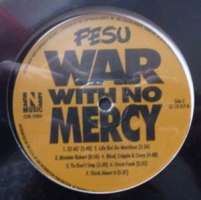 Fesu - War With No Mercy