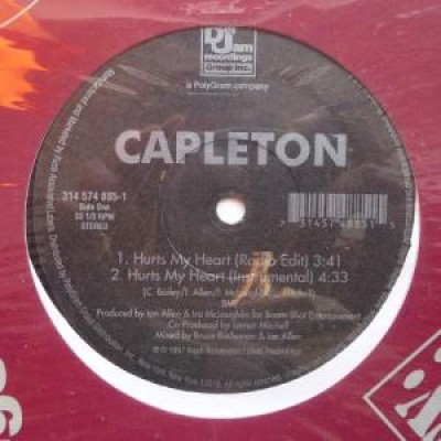 Capleton - Hurts My Heart