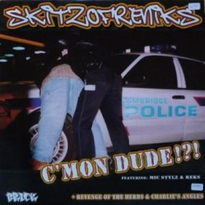 Skitzofreniks - C'Mon Dude!?! / Revenge Of The Herbs / Charlie's Angles