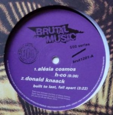 Alesia Cosmos - Brutal 500 Series (Part 1)
