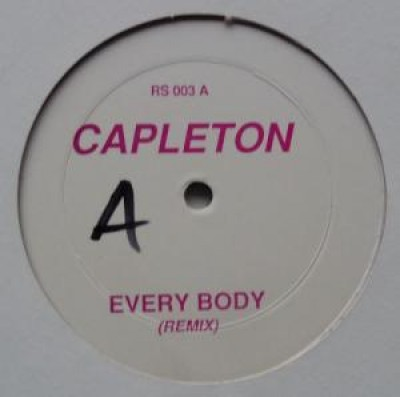 Capleton - Every Body