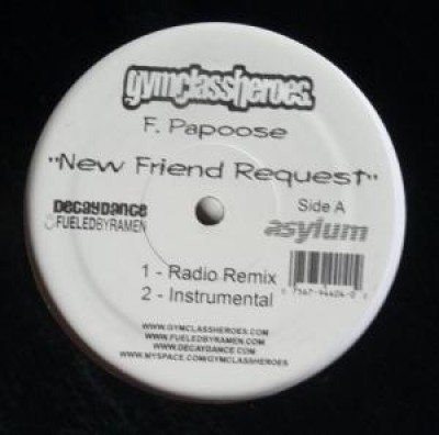 Gym Class Heroes - New Friend Request
