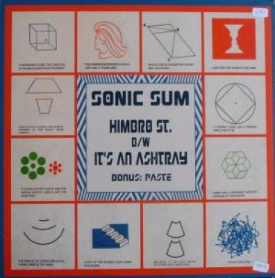 Sonic Sum - Himbro St. / It's An Ashtray