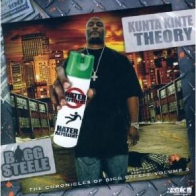 Bigg Steele - Kunta Kinte Theory