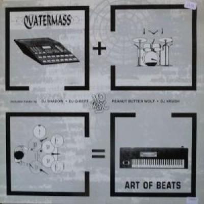 Various - Quatermass: Art Of Beats