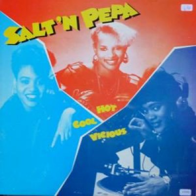 Salt 'N' Pepa - Hot, Cool & Vicious