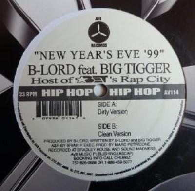DJ B-Lord - New Year's  Eve '99