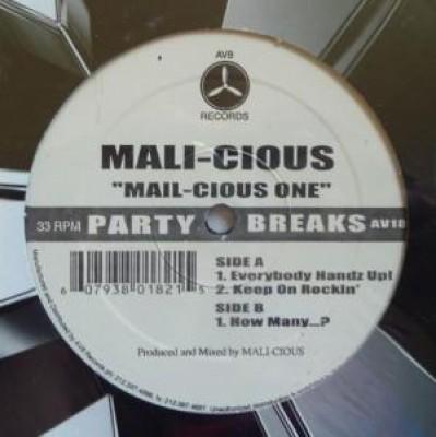 Mali-Cious - Everybody Handz Up
