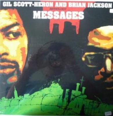 Gil Scott-Heron & Brian Jackson - Anthology. Messages